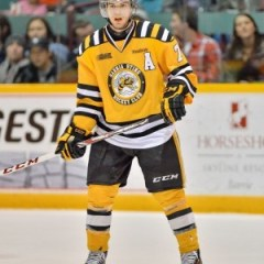 Anthony DeAngelo (Terry Wilson /OHL Images)