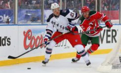 Hockey News: Derek Stepan Contract; Mario Better than Gretzky?