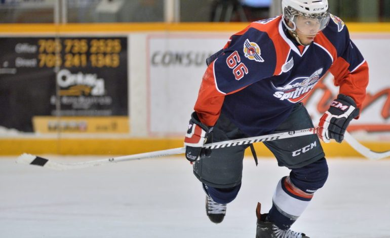 Revisiting Josh Ho-Sang Spitfires/Ice Dogs Trade