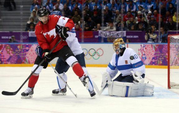 Team Finland, Olympics, Tuukka Rask