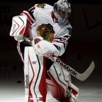 Corey Crawford has been one of the best playoff goaltenders in the NHL over the past few seasons (Charles LeClaire-USA TODAY Sports)