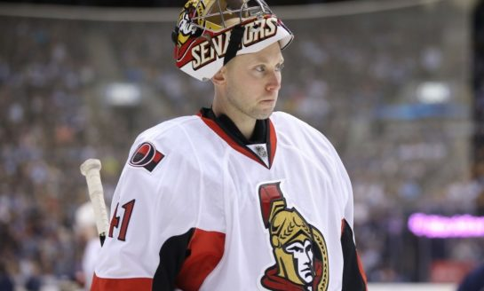 For Craig Anderson, It's More Than a Game
