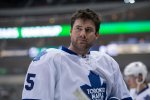 Willl Paul Ranger be back with the Maple Leafs?(Jerome Miron-USA TODAY Sports)