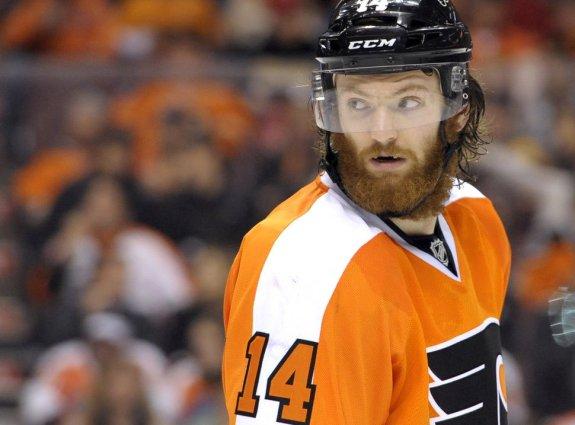 Sean Couturier, Philadelphia Flyers, Bridge Deal