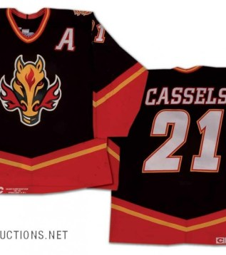 Calgary Flames Third Jersey