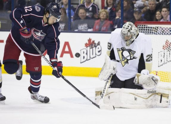 Does Marc-Andre Fleury possess the mental toughness to recover? (Greg Bartram-USA TODAY Sports)