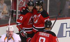 Jaromir Jagr and Travis Zajac: The Devils Dynamic Duo