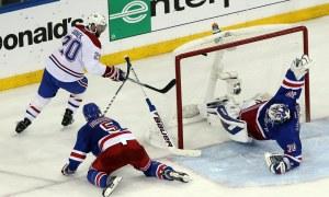 Rangers doom? Not if King Henrik can help it. (Adam Hunger-USA TODAY Sports)