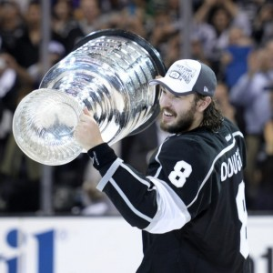 Los Angeles Kings defenseman Drew Doughty