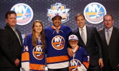 Isles' Ho-Sang Proving Himself
