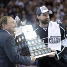 "Conn Smythe-winner, Justin Williams, validates the ""Flyers West"" antagonism, despite last playing for them in 2004."