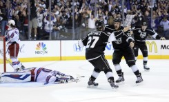The Sincerest Flattery: When Hockey Imitates Art