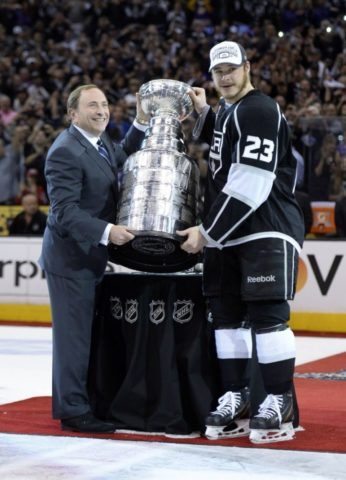 Dustin Brown, Los Angeles Kings