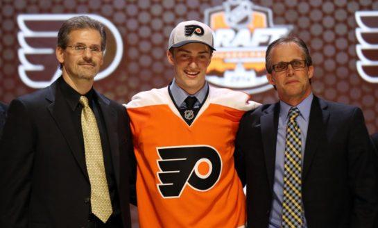 Philadelphia Flyers Top 4 Prospects 2017