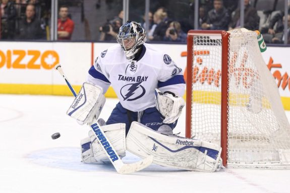 Ben Bishop, Tampa Bay Lightning