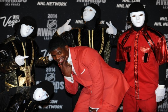 P.K. Subban, NHL, Montreal Canadiens, Hockey, Fashion