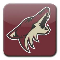 Phoenix Coyotes square logo
