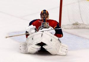 Roberto Luongo, Florida Panthers, NHL, Hockey, Milestones