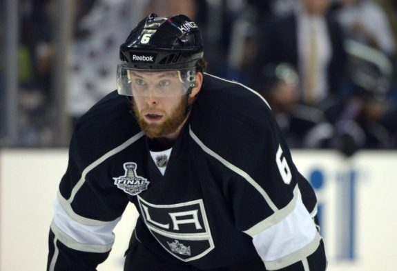 Jake Muzzin, Los Angeles Kings