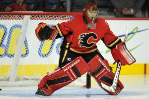Jonas Hiller, NHL, Calgary Flames, Hockey, Milestones