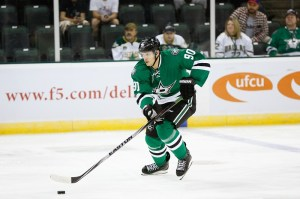 Jason Spezza joined the Stars via trade over the summer (Credit: Texas Stars Hockey)