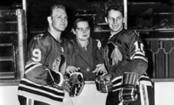1964-65 Preview - the Chicago Black Hawks