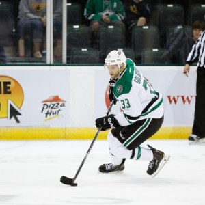 Will Goligosk return to Dallas? (Credit: Michael Connell/Texas Stars Hockey)