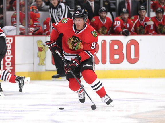 Brad Richards, NHL, Hockey, Milestones, Chicago Blackhawks