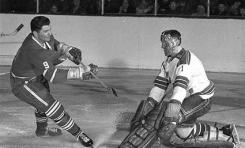 50 Years Ago in Hockey - Defence Wins the Day
