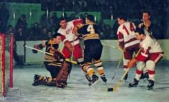 50 Years Ago in Hockey - Lowly Bruins Tie Wings