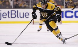 Brad Marchand Finding His Stride