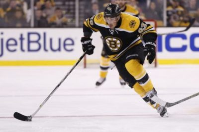 (Greg M. Cooper-USA TODAY Sports) Brad Marchand is tearing it up this season, so there is no reason for Tommi not to make this trade. Get it done, my new friend.