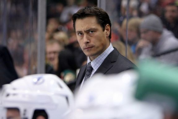 Guy Boucher, Ottawa Senators, NHL, Hockey