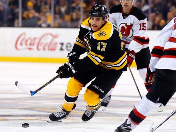 Milan Lucic - Boston Bruins