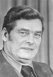Gordon Juckes, secretary-manager of the CAHA.