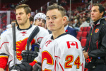 Calgary Flames Jiri Hudler Photo by Andy Martin Jr