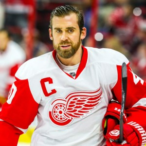 Zetterberg has struggled to find the back of the net lately for the Wings (Photo Credit: Andy Martin Jr)