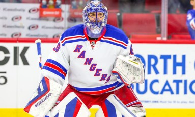 The Gang's All Back; Now What for the Rangers?
