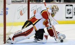 Former Flames' Prospect Joni Ortio Signs with Swedish Club