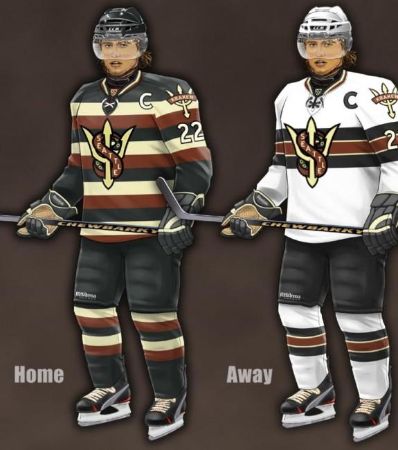 Seattle & Las Vegas NHL Expansion Draft Rosters