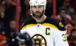 Chara Is the Most Underrated Bruin