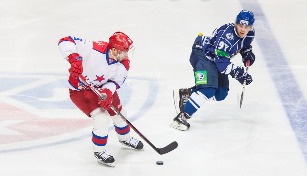 Nikita Gusev Not Thinking About The NHL Yet