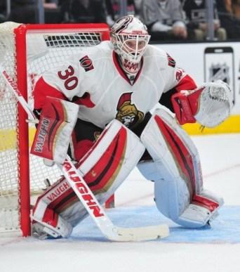 Andrew Hammond Ottawa Senators