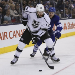 Ex-Los Angeles Kings forward Dwight King