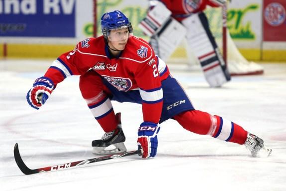 Sergey Zborovskiy, New York Rangers, Regina Pats, NHL
