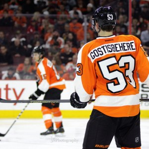 Shayne Gostisbehere [photo: Amy Irvin]