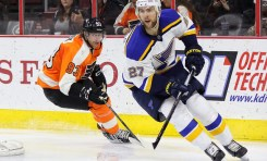 "St. Louis Blues: Front Runners for the ""C"""