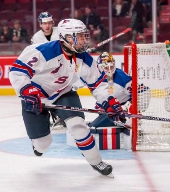 Noah Hanifin, NHL Draft