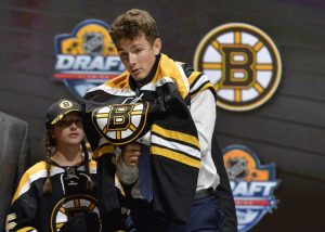 Zach Senyshyn was arguably the biggest draft surprise of 2015's first round (Steve Mitchell-USA TODAY Sports)