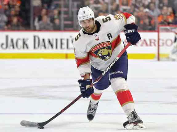Aaron Ekblad, Florida Panthers